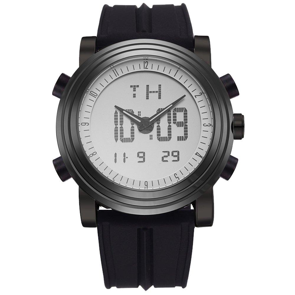 Armani Exchange Men s AX2304 Analog Quartz Beige Watch
