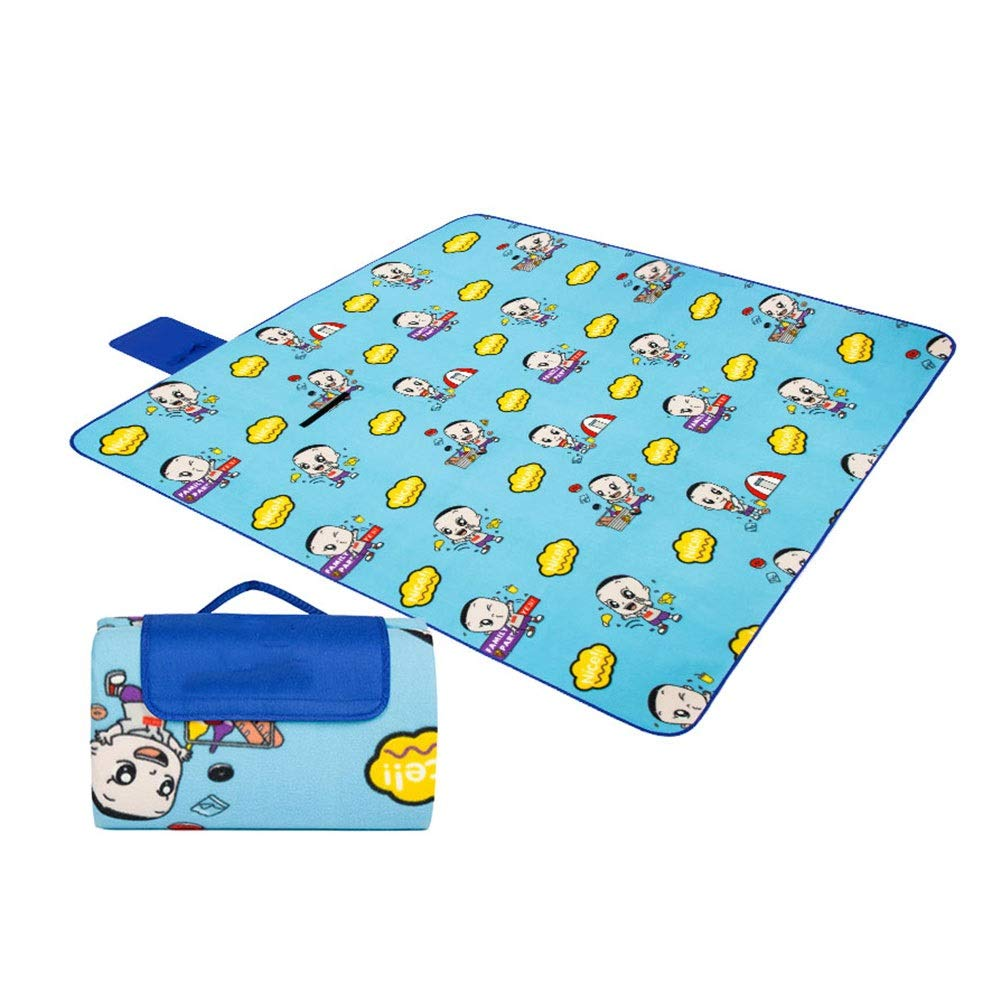 Picnic Blanket Waterproof Mat Pet Pad Outdoor Sleeping Mat,Beach Camping Barbecue (Color : #1) by FZZ-Picnic Blanket