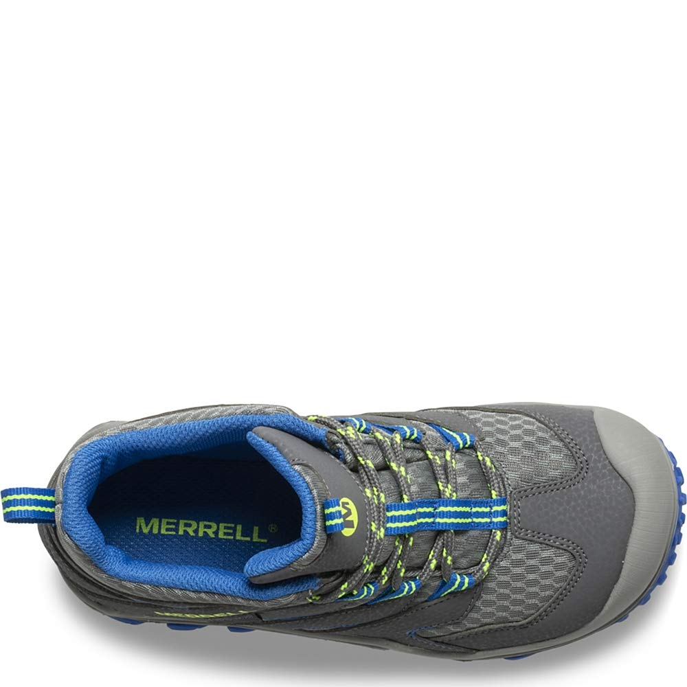 Merrell Kids Chameleon 7 Access Mid Waterproof Hiking Boot