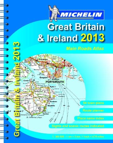 ireland motoring atlas - 7