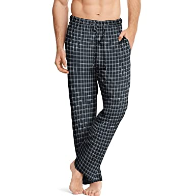 0eb38bf3564 Hanes Men s Printed Knit Sleep Pant at Amazon Men s Clothing store