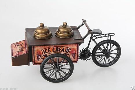 Triciclo Carros de los Helados Antiguo