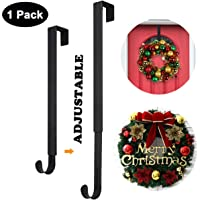 Amazon Price History for:Wreath Hanger,Adjustable Wreath Hanger for Front Door from 14.9-25 Inch,20 lbs Larger Door Wreath Hanger Christmas…