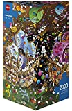 Amix - Heye-29699 - Puzzle Classique - The Kiss - 2000 Pièces