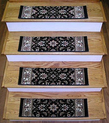 891002   Premium Stair Tread Set Of 13 Treads   26u0027u0027 X 7.5u0027