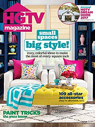 hgtv magazine hearst magazines kindle store. Black Bedroom Furniture Sets. Home Design Ideas