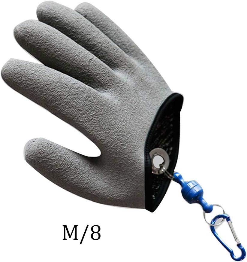 La Pesca Guanto Con Magnetismo Pescatore Professionista Guanti Catturare Pesci Multifunzionale Antiscivolo Caccia Guanto Mano Sinistra Con Il Magnetismo Di Uscita Buckle Accessori Pesca