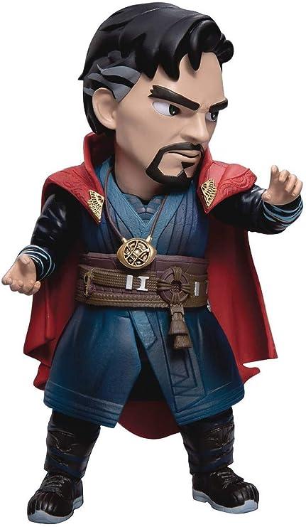 Beast Kingdom Marvel Avengers Infinity War: Doctor Strange EAA-072 Egg Attack Action Figure, Multicolor