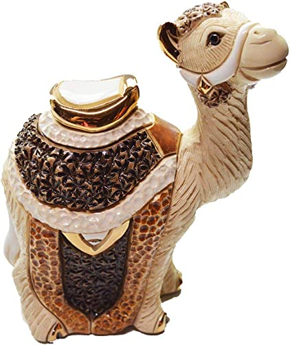 De Rosa – Nativity – Camel Figurine