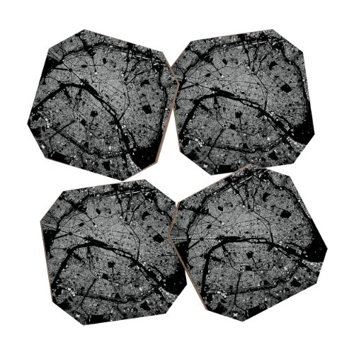 deny-designs-cityfabric-inc-paris-black-coasters-set-of-4