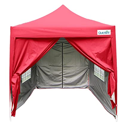 6 X 6 Gazebo Tent Amp White Pop Up Canopy 6x6 Canopy Tent