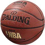 SPALDING(スポルディング)【74-077J】ゴールドレザーJBA7 バスケットボール 7号球