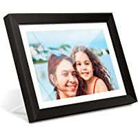 AEEZO WiFi Digital Picture Frame 10.1-in IPS Touch HD Display