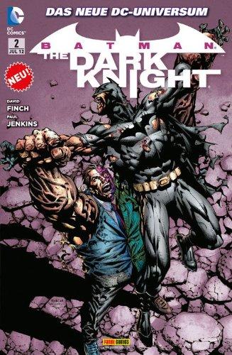 DC COMICS BATMAN: THE DARK KNIGHT # 2 - BLUTSTURZ (Batman)