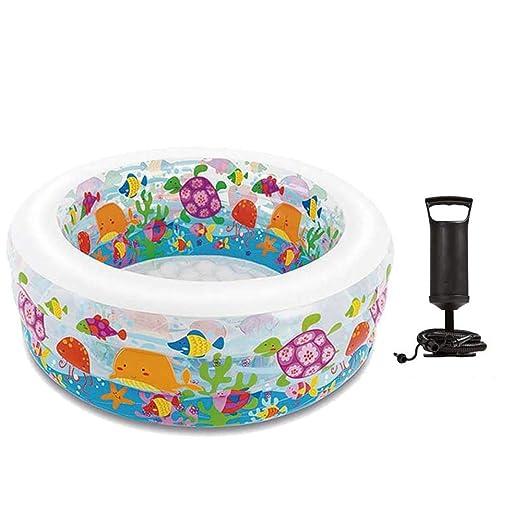 Piscina inflable piscina infantil para bebés casa para ...
