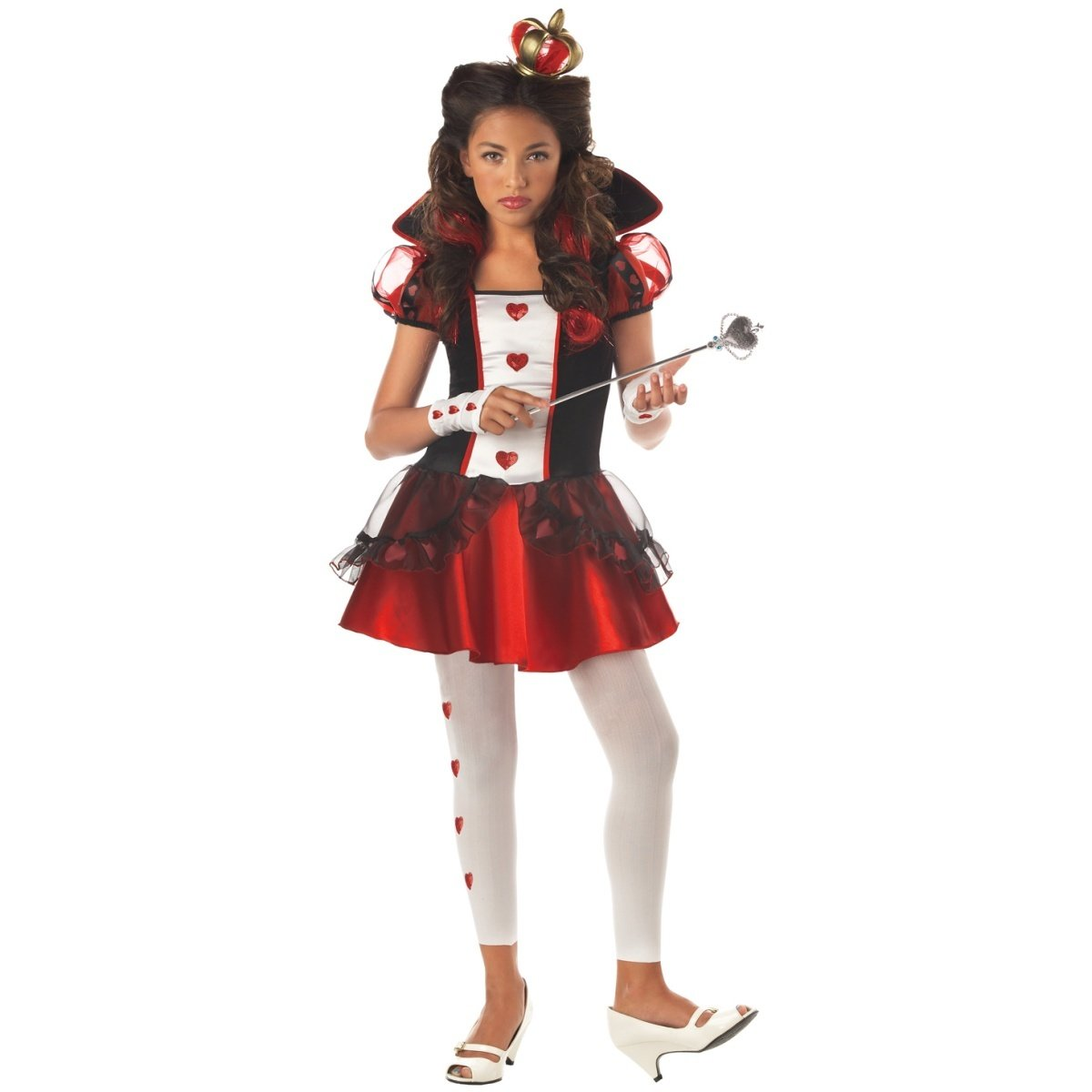 amazoncom queen of hearts costume large toys games