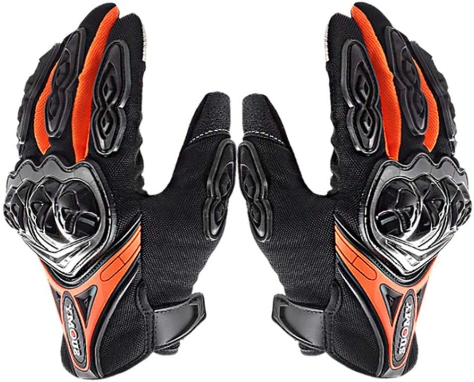 XGG Motorbike Gloves Leather Protection All Season Motorcycle Racing Glove
