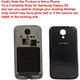 Replacement HIGH QUALITY FULL BODY HOUSING PANEL FACEPLATE for Samsung Galaxy S4 Blue