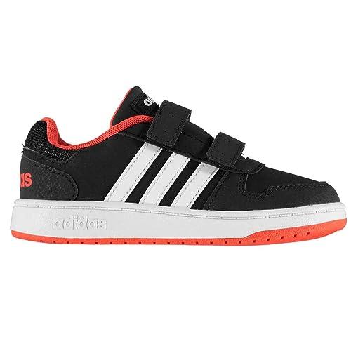 best sneakers 7d313 7e844 adidas Hoops 2.0 Cmf, Scarpe da Ginnastica Basse Unisex - Bimbi 0-24   Amazon.it  Scarpe e borse