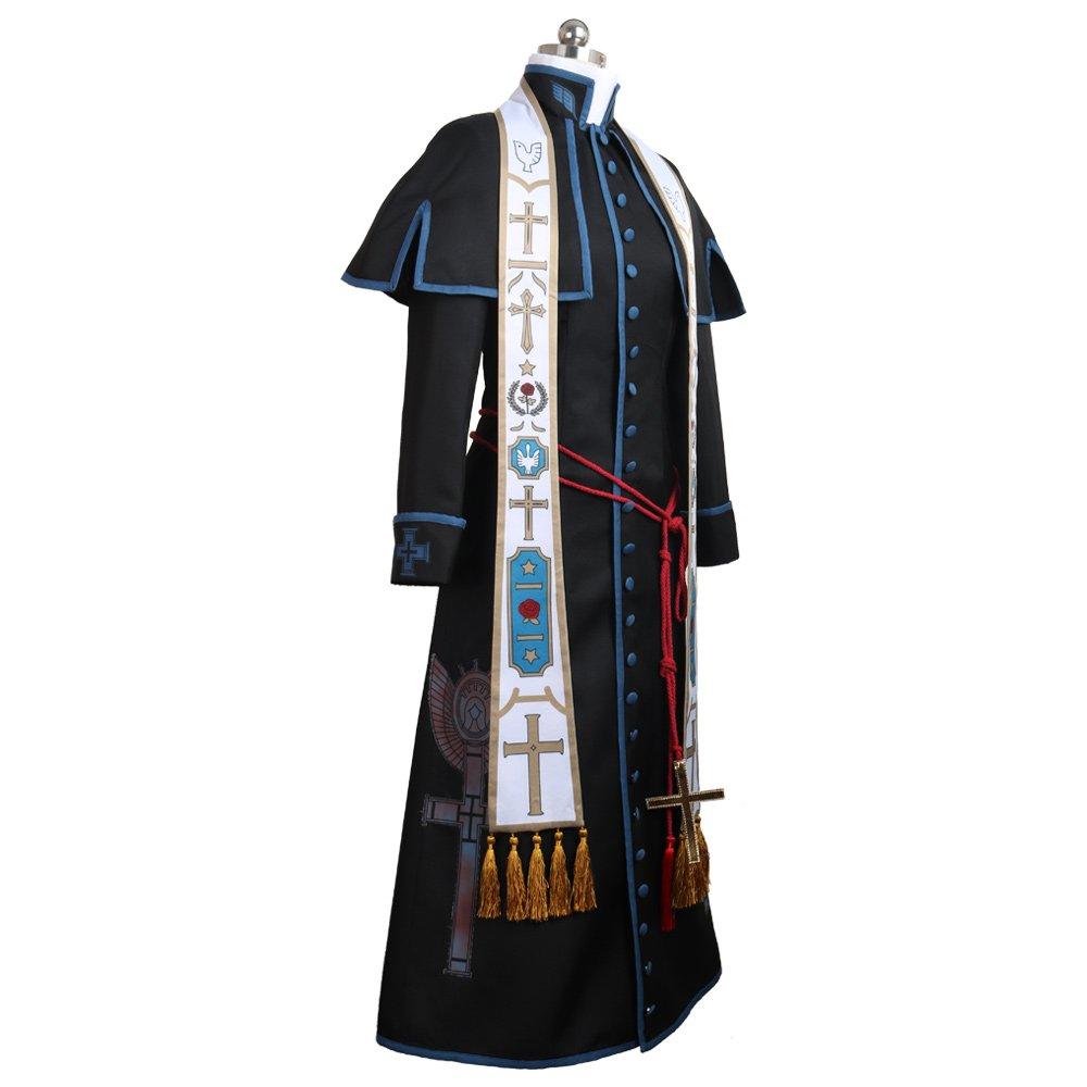 Amazon.com: Disfraces de cosplay hiraga Joseph Kou Halloween ...