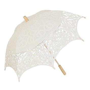 Regalo del paraguas de la decoración de la boda, paraguas de la boda paraguas de