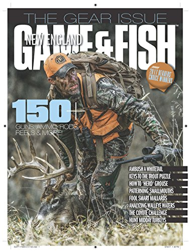 More Details about New England Game & Fish Magazine
