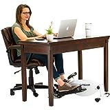 FitDesk Under Desk Elliptical - Bike Pedal Machine with Magnetic Resistance for Quiet, Fluid Motion - Adjustable Tension…