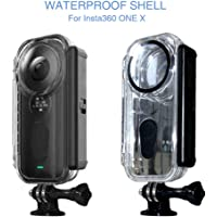 BEESCLOVER 10M Insta360 ONE X Venture Case Waterproof Housing Shell Diving Case for Insta360 One X Action Camera Accessories