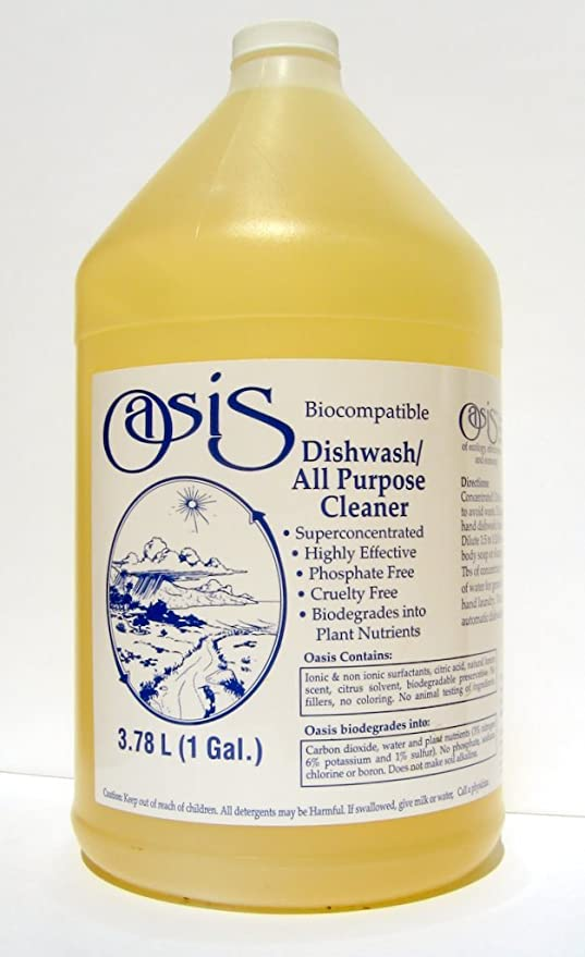 Oasis biocompatibles Dishwash/multiusos: Amazon.es: Hogar
