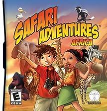 Safari Adventures: Africa - Nintendo DS