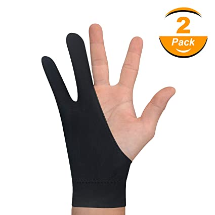Amazon Com Colossal Ship Men S Drawing Tablet Glove Artist Gloves