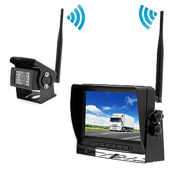 Digitales drahtloses Rückfahrkamera System, Podofo: Amazon.de ...