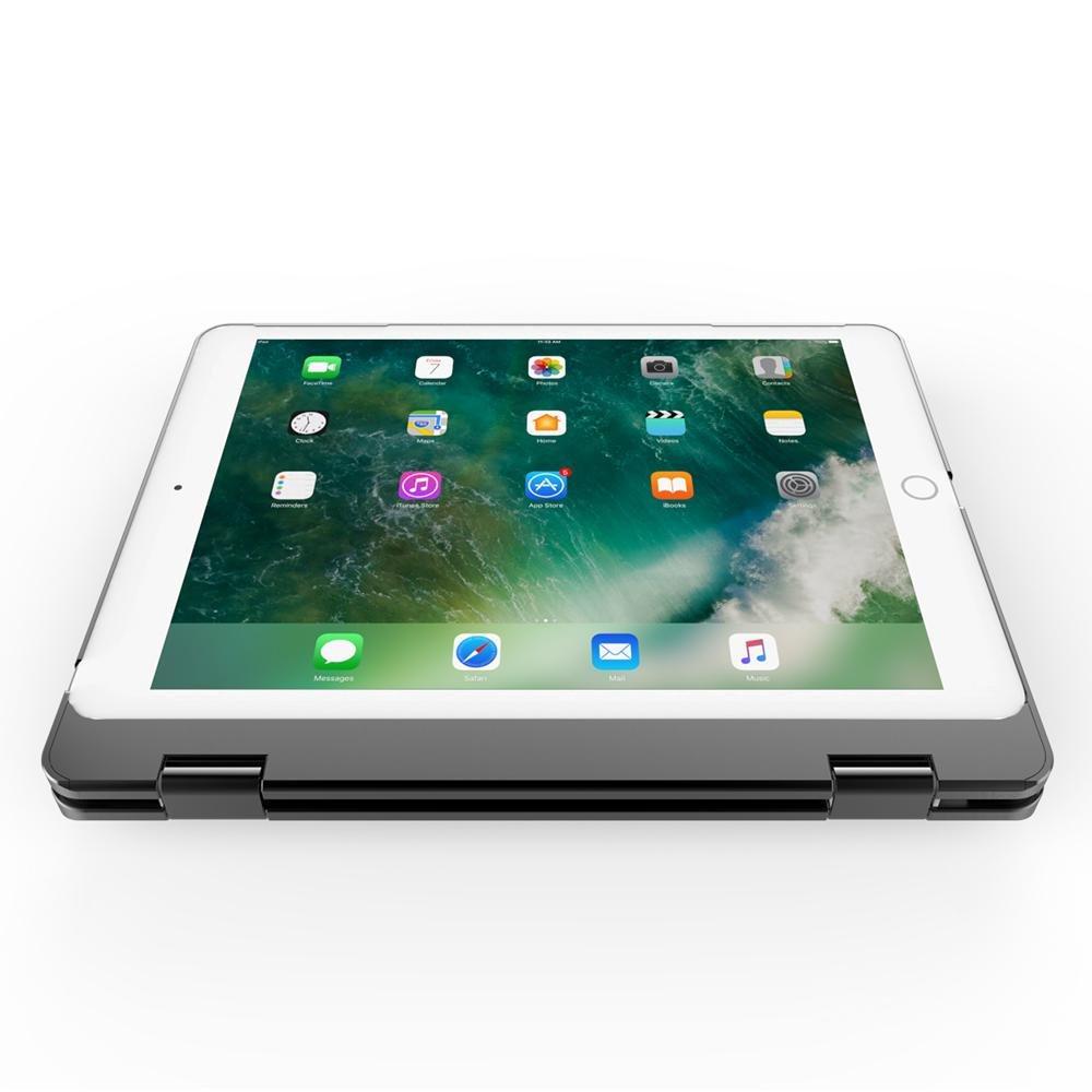 Ultra Delgado Ligero de Aluminio Teepao Funda con Teclado BT de Colores Inal/ámbrico 360 /° de Rotaci/ón de Espalda Cover para iPad Air iPad Air 2 iPad Pro 9.7 New iPad 9.7 2017//2018