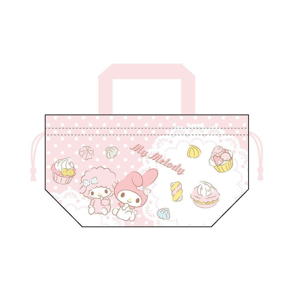 [My Melody] Lunch box bag lunch bag