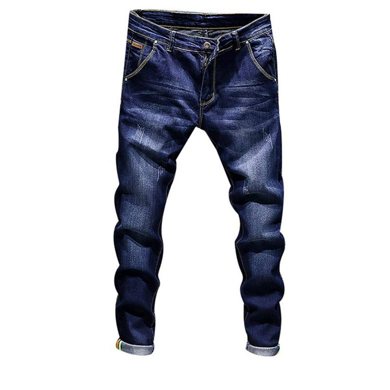 Amazon.com: Nelliewins - Pantalones vaqueros para hombre ...