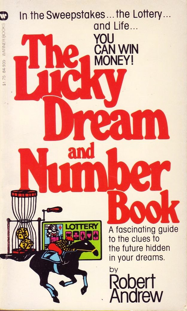 The Lucky Dream And Number Book Robert Andrew
