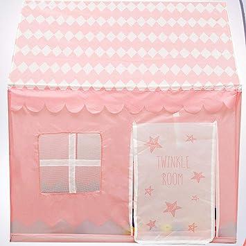 Bloomy Home  Maison De Jeu De Tente Pour Enfants Chambre Princesse  Intérieure Fille De