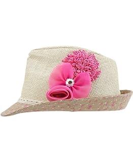 Amazon.com  Weiyun Baby Top Hat with Coconut Tree Embroidering Caps ... de5b8960dd39