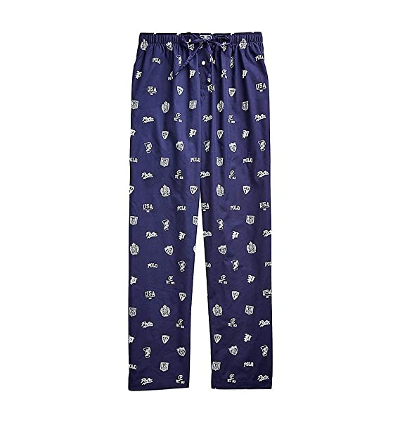 POLO RALPH LAUREN - Pantalón de Dormir para Hombre - - X-Large ...