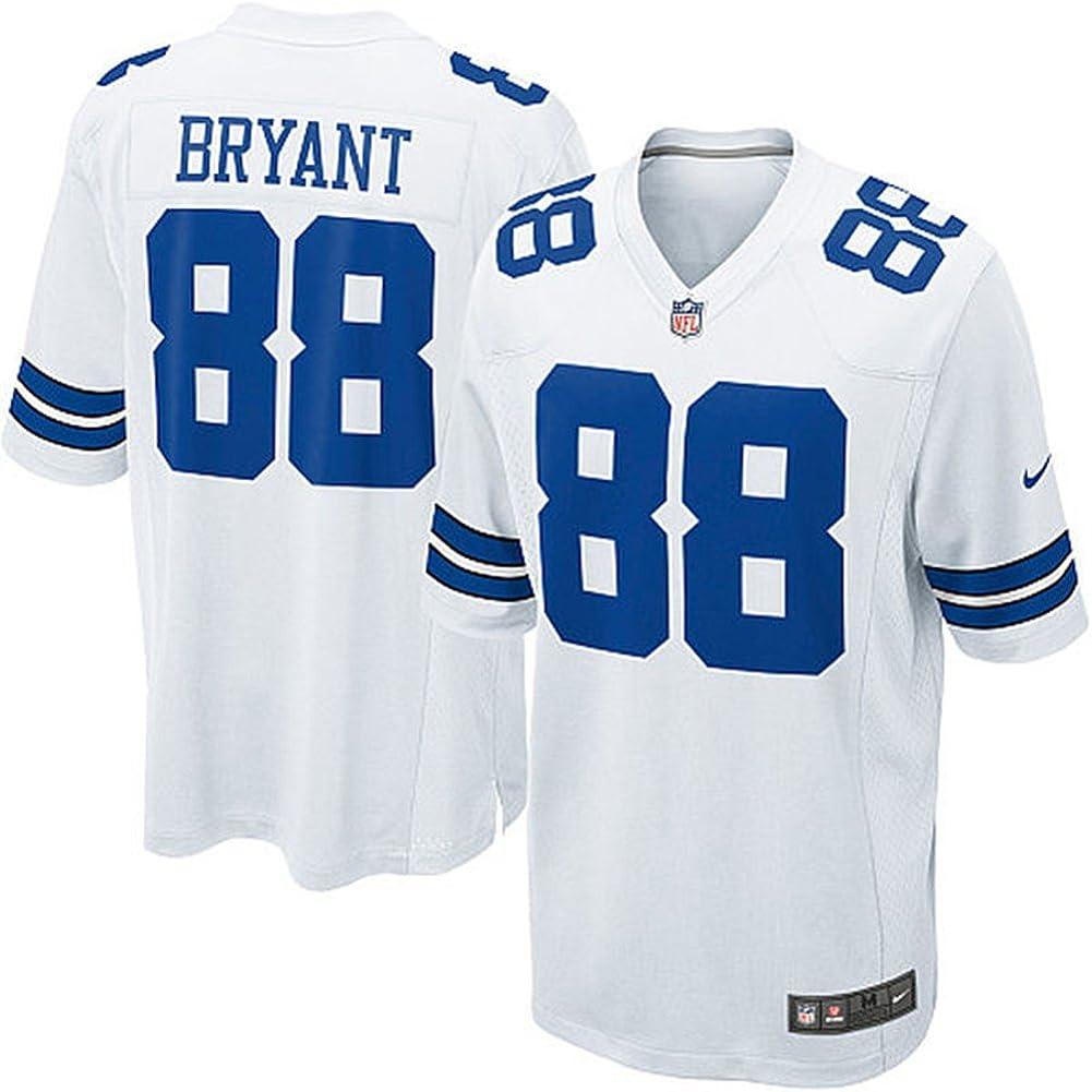 Dallas Cowboys 88 Dez Bryant - Camiseta - para hombre blanco ...