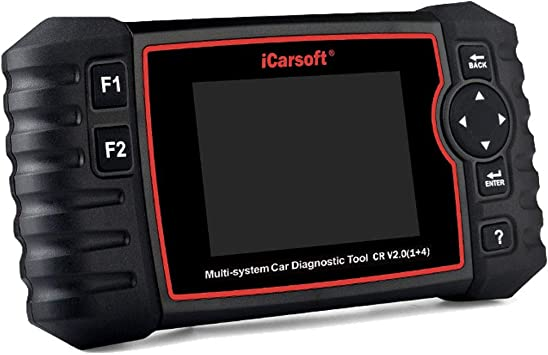 1+9 Full system Diagnostic Tool 10 free softwares by update iCarsoft CR V2.0