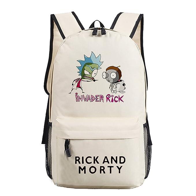 Mochila Invader Rick