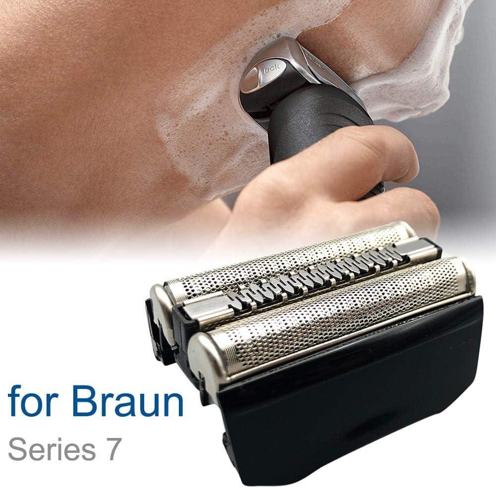 CampHiking 70B 70S - Cabezal de Recambio para afeitadora Braun Serie 7, Compatible con 790cc, 7865cc, 7899cc, 7898cc, 7893s, 760cc, 765cc, 797cc, 789cc, 720S: Amazon.es: Hogar