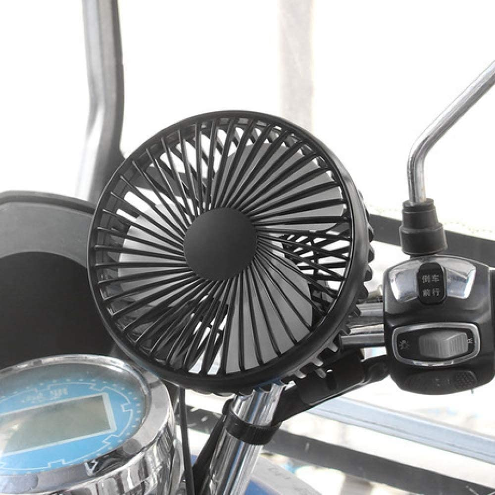 Electric Car FanCar fan car electric fan car 12V24v volt refrigeration truck USB excavator van large truck