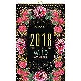 2018 Gypsy Rose Wall Calendar