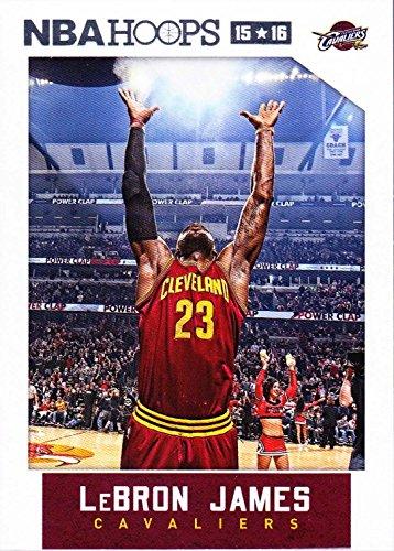 Lebron James Hoops Basketball Card product image