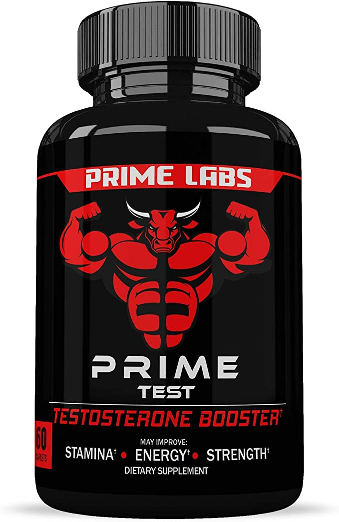 Prime Labs Men's Testosterone Booster