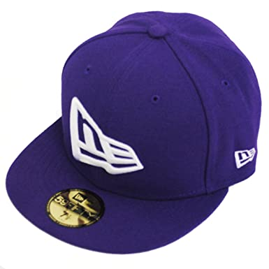 New Era 59fifty Flag Flat Peak Fitted Navy Black Grey Purple Hat Cap at  Amazon Men s Clothing store  1f3b1863675