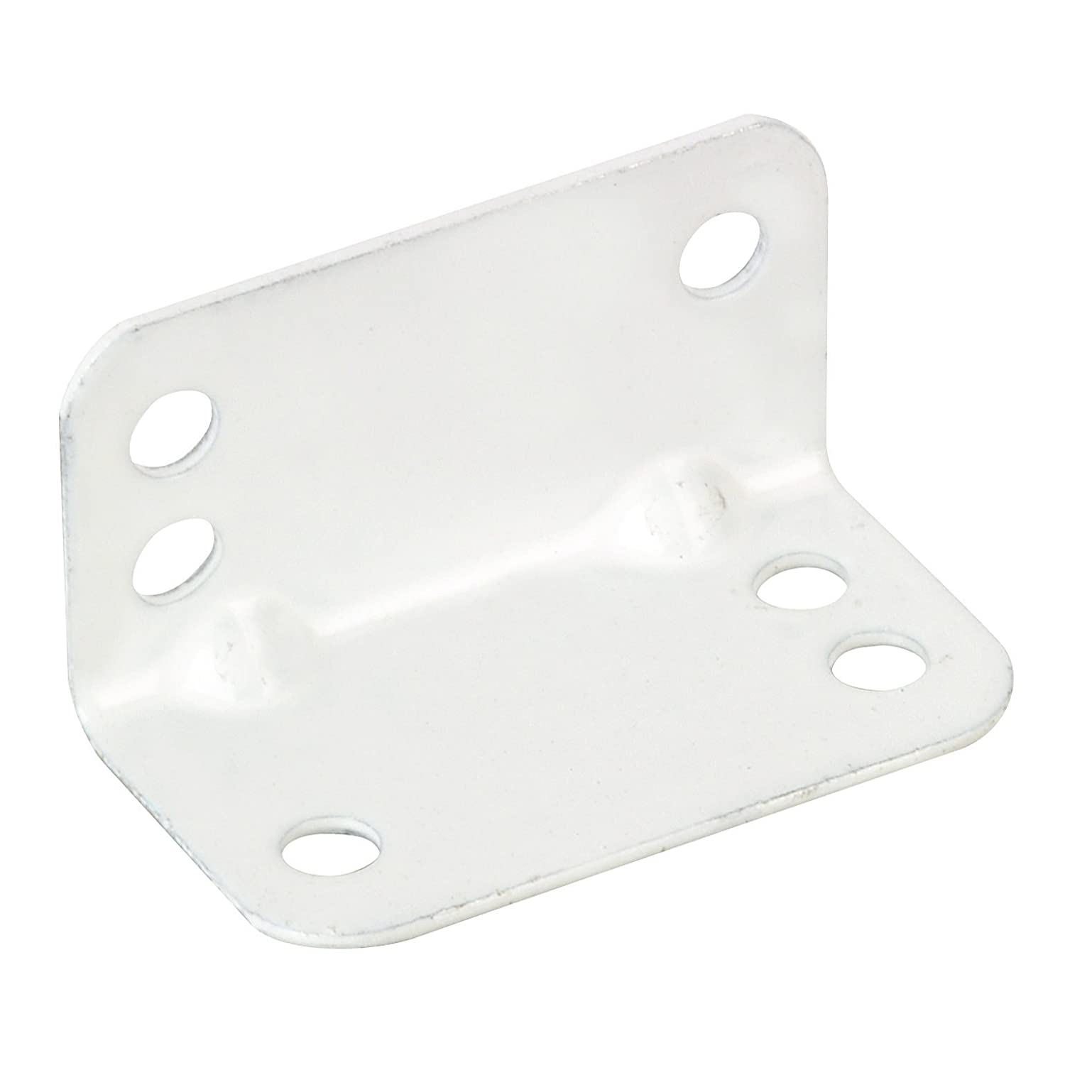 Richelieu Hardware CP52230 Large Metal Bracket Bag of 100 Units White