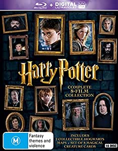 Harry Potter: Complete 8-Film Collection (Special Limited Edition) (Blu-ray)